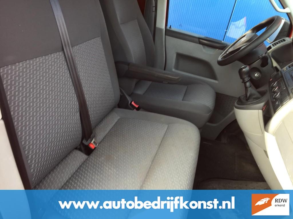 Volkswagen Transporter 300 T800 BUSCAMPER NW MODEL AIRCO CRUISE ELECTR RAMEN CENTRALE VERGRENDELING NW APK OH BEURT GROOT HEFDAK 11