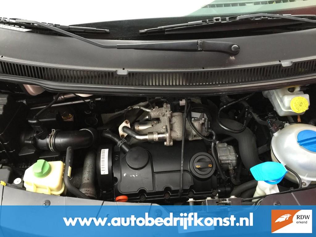 Volkswagen Transporter 300 T800 BUSCAMPER NW MODEL AIRCO CRUISE ELECTR RAMEN CENTRALE VERGRENDELING NW APK OH BEURT GROOT HEFDAK 19