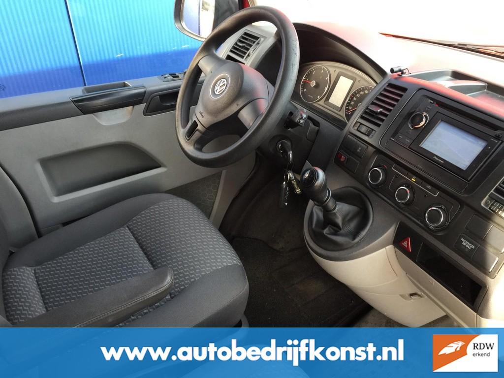 Volkswagen Transporter 300 T800 BUSCAMPER NW MODEL AIRCO CRUISE ELECTR RAMEN CENTRALE VERGRENDELING NW APK OH BEURT GROOT HEFDAK 9