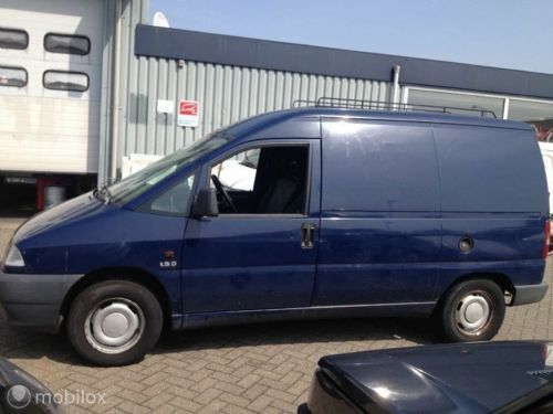 Citroen Jumpy 1.9 D MOTOR DEFEKT EUR 599,- EX BTW