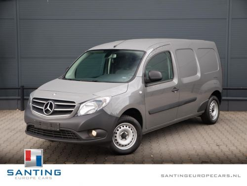 Mercedes-Benz Citan 111 CDI BlueEfficiency EXTRA LANG XXL, Ac, 180drs