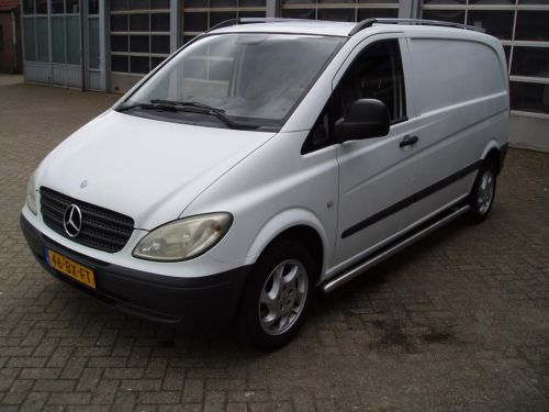 Mercedes-Benz Vito 109 CDI 320 Trekhaak Side Bars 16