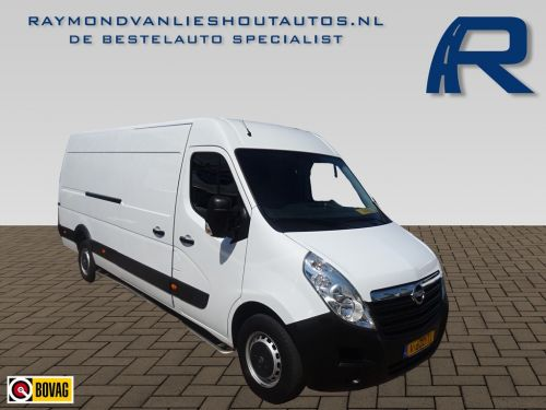 Opel Movano 2.3 CDTI BiTurbo L4H2 AIRCO CRUISE PDC LEASE MOGELIJK