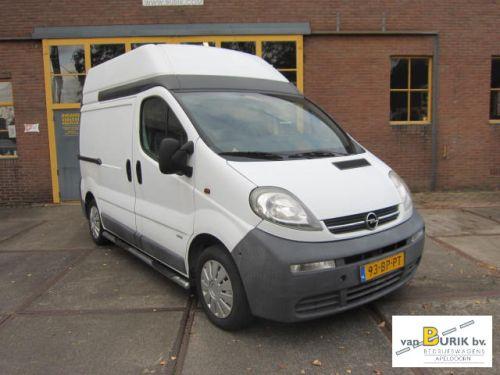 Opel Vivaro 1.9DTI L1H2 airco