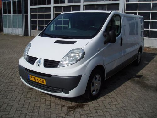 Renault Trafic 2.0 dCi T29 L2H1 Airco Navi Cruise contr