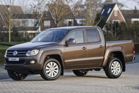 12 januari 2011. Volkswagen Bedrijfswagens kan de nieuwe pick-up Amarok vanaf januari leveren als Plus cabine. Bedrijfsauto nieuws!