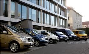 25 maart 2011. Afzetstijging Mercedes-Benz Vans.
