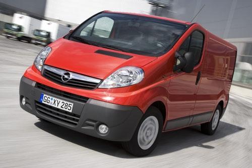 2 April 2011. Opel en Renault opnieuw in zaken. Bedrijfswagen nieuws!