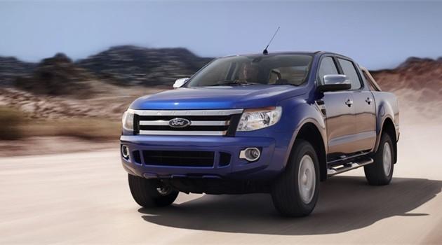 16 April 2011. Ford Ranger debuteert in Birmingham. Bedrijfswagen nieuws!