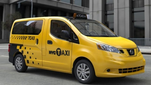 4 Mei 2011. Nissan NV200 nieuwe taxi New York. Bedrijfswagen nieuws!