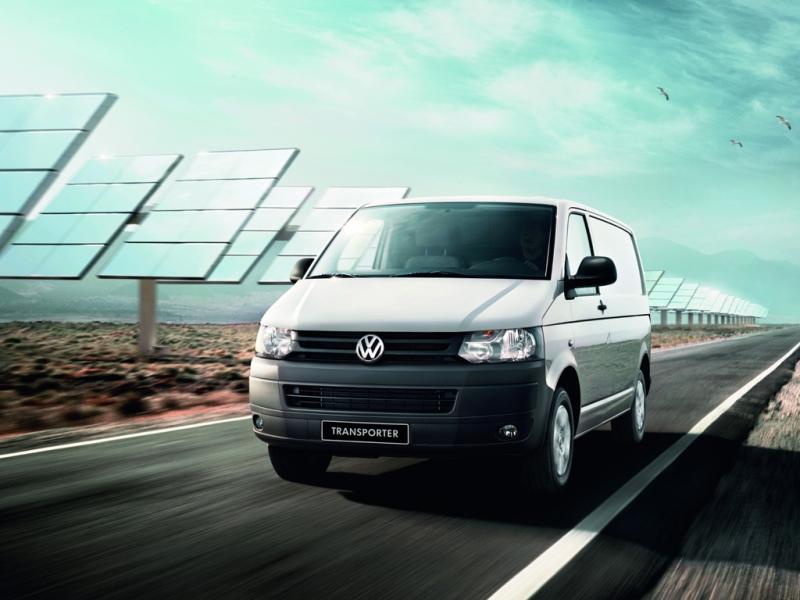 10 Mei 2011. Nieuwe motoren en Bi-xenon voor Volkswagen Transporter. Bedrijfswagen nieuws!