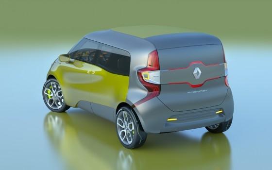 6 Juli 2011. Renault ontwerpt de toekomst van bedrijfswagens!