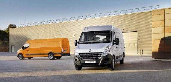 17 Augustus 2011. Euro 5 motoren voor alle Renault bestelauto's