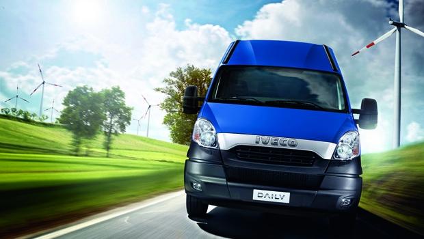 23 september 2011. Facelift voor succesvolste model van Iveco