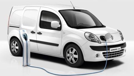 12 Oktober 2011. Renault Kangoo Z.E. maakt elektrisch rijden haalbaar en leuk!