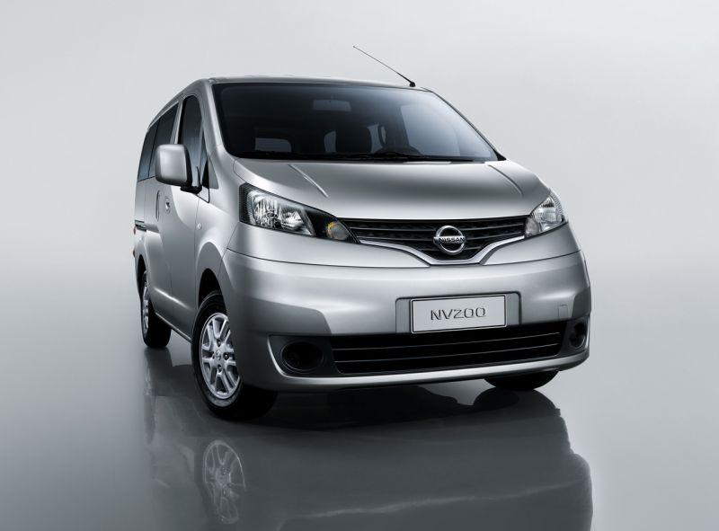 6 December 2011. Nissan NV200 nu ook koelversie leverbaar