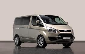 12 Februari 2012. Nieuw gezicht Ford Transit!