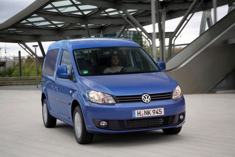 Zuinigste Volkswagen Caddy ooit? 25 Augustus 2013