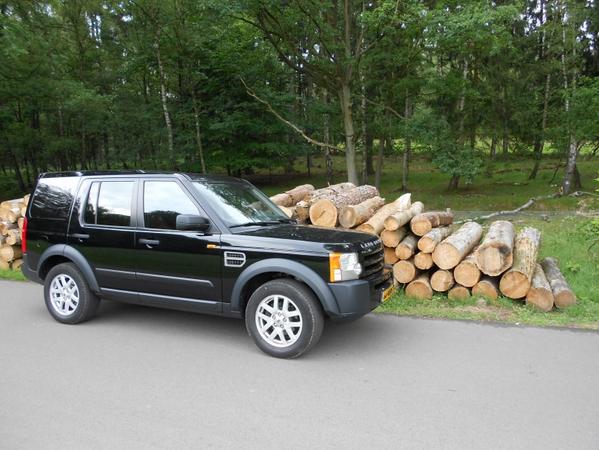 Getest Land Rover Discovery 2.7 TDV6 grijskenteken