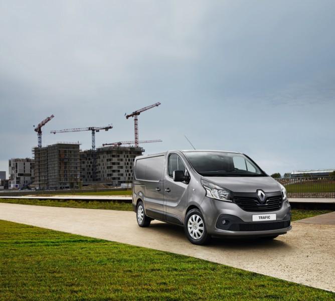 Nieuw model Renault Trafic prijzen vanaf €16.990,-. 10 Juni 2014