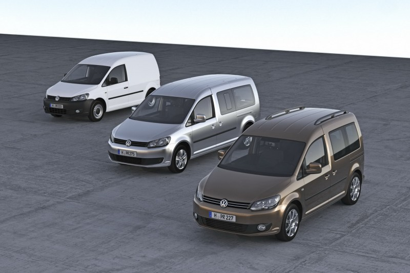 Volkswagen Caddy 1.6 TDI BlueMotion Getest