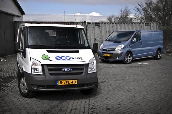 Ford Transit 2.2 TDCi vs. Opel Vivaro 2.0 CDTi Getest