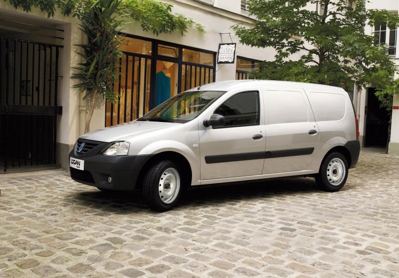 Dacia Logan Van 1.5 dCi Getest