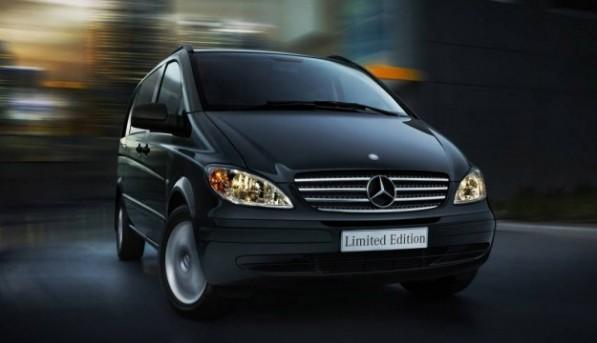 Mercedes-Benz Vito 122 CDI Comfort dc XL Getest