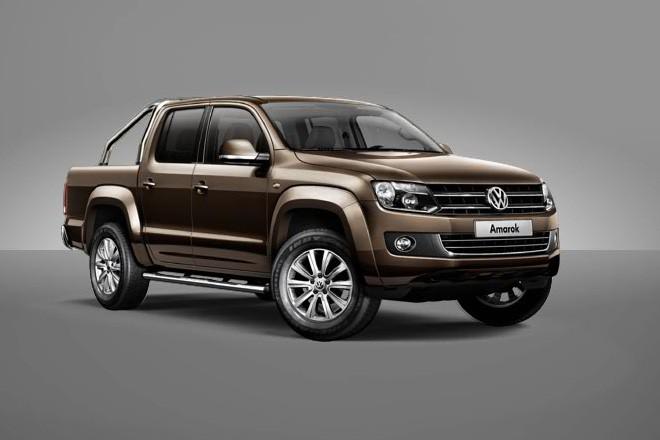 Volkswagen Amarok Plus Cabine 2.0 TDI 4Motion Getest
