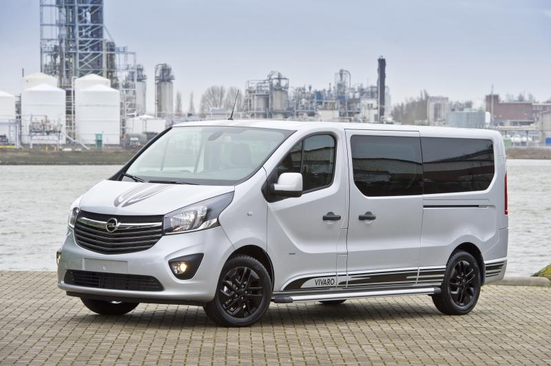 Opel Vivaro 2.0 Innovation: Luxe en Exclusief