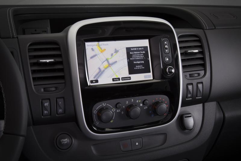 Opel tilt connectiviteit van Vivaro en Movano naar nog hoger niveau