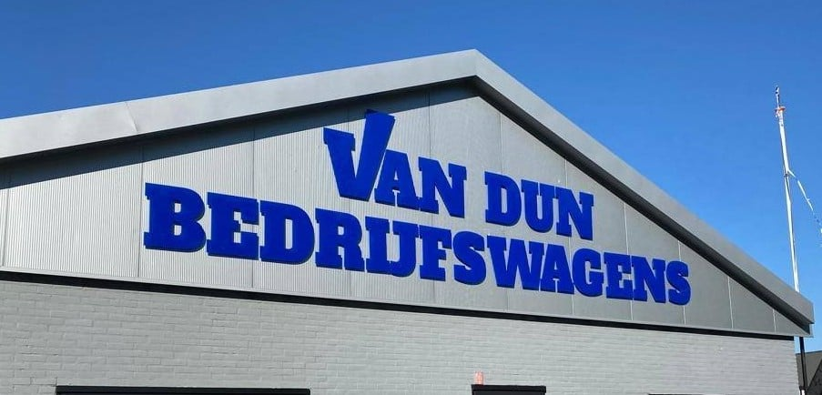 Dealer Van Dun Bedrijfswagens