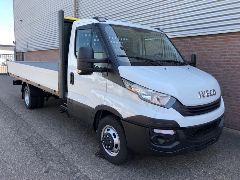 Iveco Daily 35C15 3.0 Euro 6 3.500kg AHW Wit