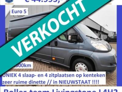 Fiat UNIEK 51.300km nieuwstaat !!! euro 5
