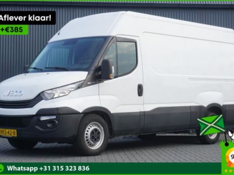 Iveco Daily 35S16V 2.3 155PK L2H2 | Clima | PDC | MF Stuur | 3-Zits | Bluetooth