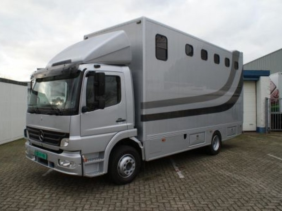 Mercedes-Benz Atego 1224 l Horsetruck