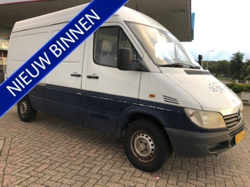 Mercedes-Benz Sprinter 311 CDI 2.2 355