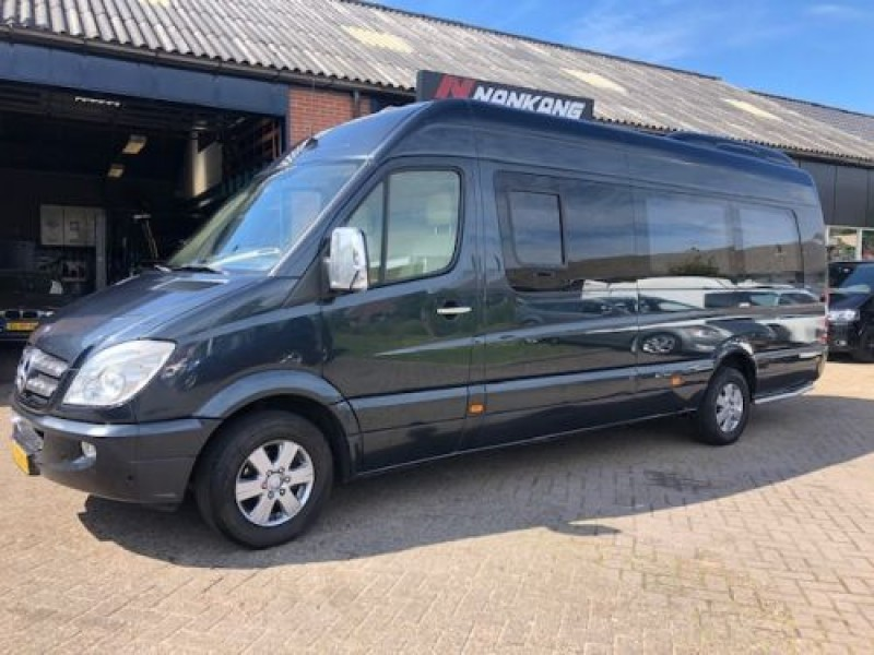 Mercedes-Benz Sprinter 318 CDI Maxi Limo 9 VIP pers Camper ombouw