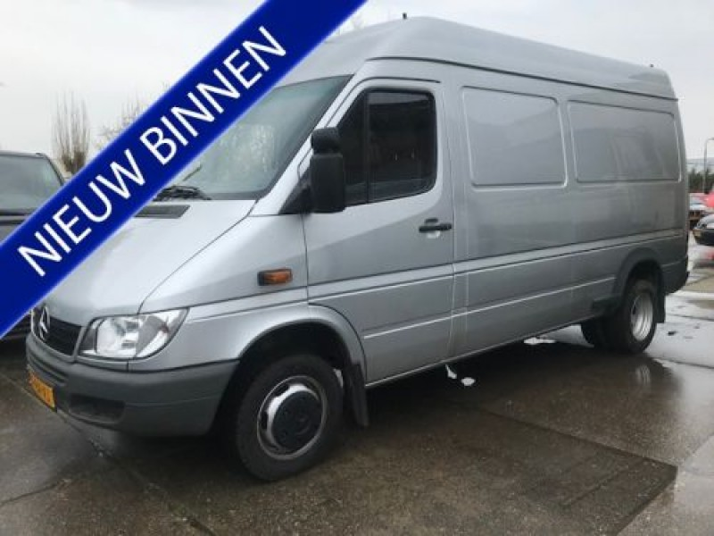 Mercedes-Benz Sprinter 416 CDI 2.7 355 HD RR
