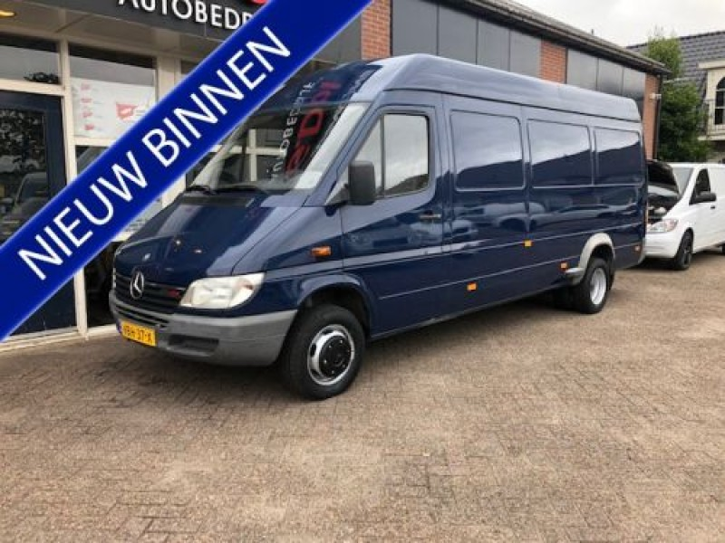 Mercedes-Benz Sprinter 416 CDI 2.7 402 HD