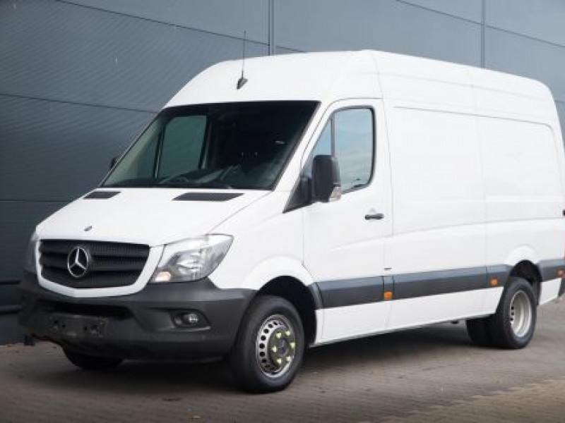 Mercedes-Benz Sprinter 516 CDI L2 H2 Achterdeuren-270 Lane Assist, airco