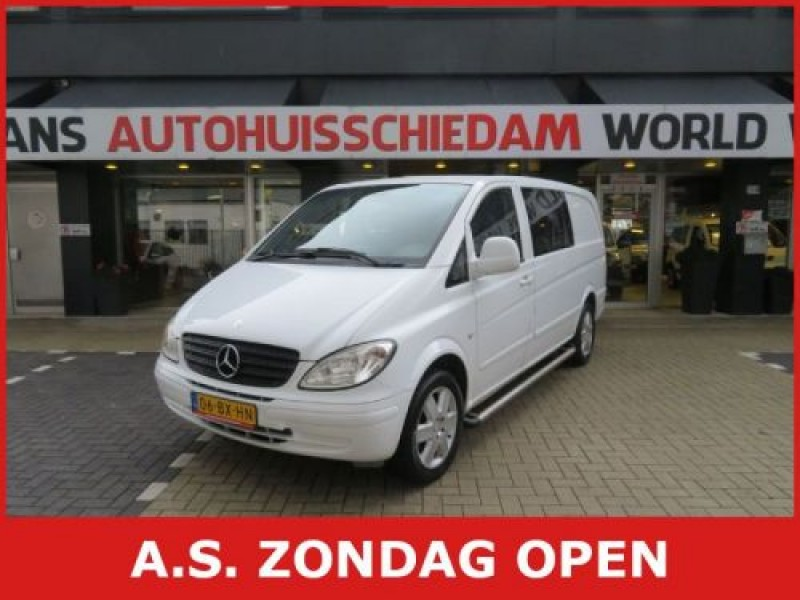 Mercedes-Benz Vito 109 CDI 320 Lang DC Ambiente luxe