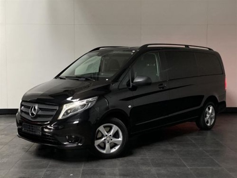 Mercedes-Benz Vito Tourer 119 CDI Pro Edition Lang 4Matic/4X4 9pers 2.5t TH Prijs is excl. BTW/BPM