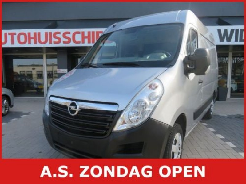Opel Movano 2.3 DCI L1 H2