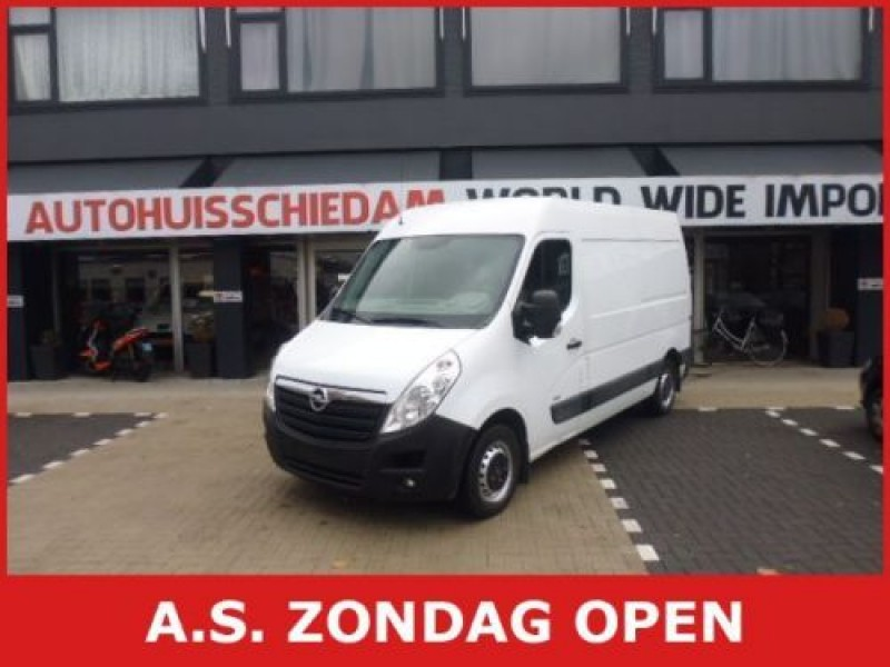 Opel Movano 2.3 dci L2 H2 airco 3 pers 125 pk