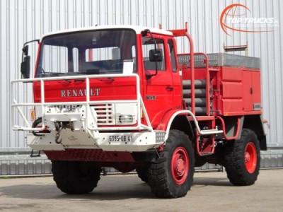 Overige merken 110-150 4x4 -Feuerwehr, Fire brigade -3.000 ltr watertank - 5t. Lier, Wich, Winde -, Expeditie, Camper