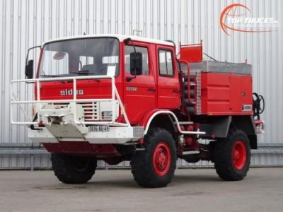 Overige merken 110-150 4x4 4x4 -Feuerwehr, Fire brigade -3.000 ltr watertank - 5t. Lier, Wich, Winde -, Expeditie, Camper