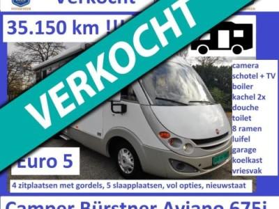 Overige merken Aviano 675i 35.150km !!! - 4 persoons