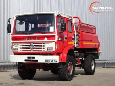 Overige merken M180 Midliner 4x4 -Feuerwehr, Fire brigade -4.000 ltr watertank - Expeditie, Camper