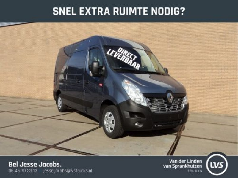 Renault Master 2.3 dCi L2H2 Keyles entry - Climate Control achteruitrijcamera - Navigatie